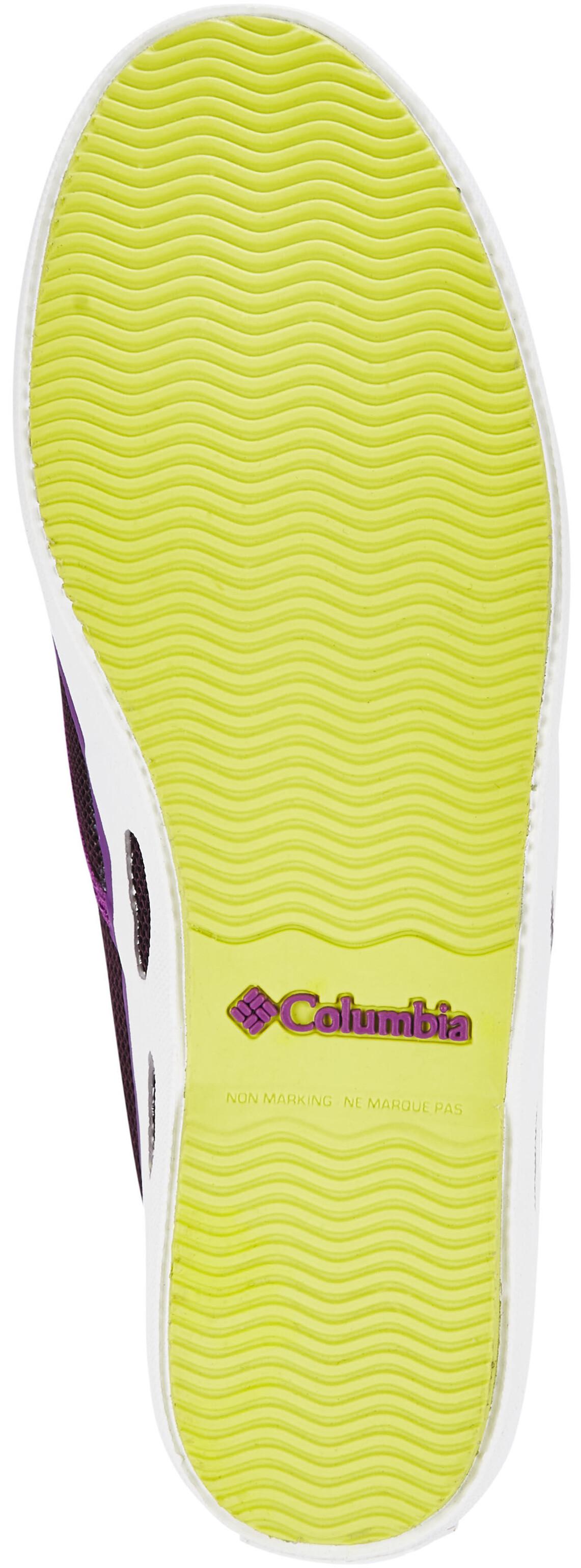 6318f75752dd4d Columbia Vulc N Vent Lace Mesh - Chaussures Femme - violet sur CAMPZ !